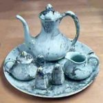 Brastoff tea set