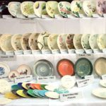 Overview of Red Wing dinnerware from 2002 Show