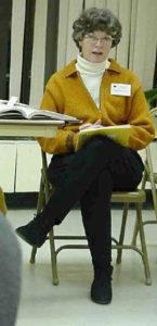 Betty Knutzen