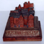 Hull House Pottery tip tray