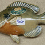 Rosemeade figure fish