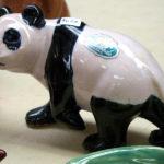 Rosemeade figure panda bear
