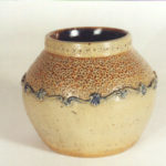 Brown pot without lid (1893)
