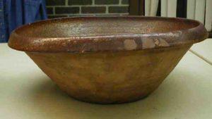 Wisconsin Stoneware Bowl